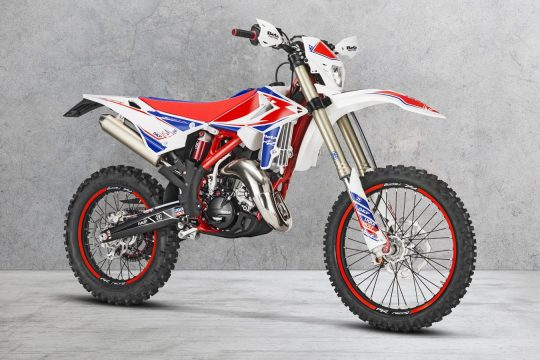 RR Racing 125 2t My 19 - front - grey
