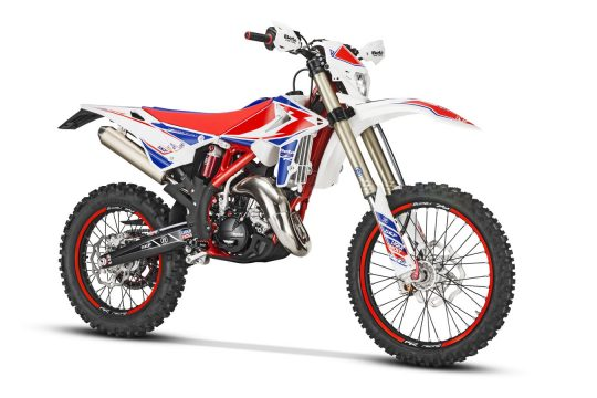 RR Racing 125 2t My 19 - front - white