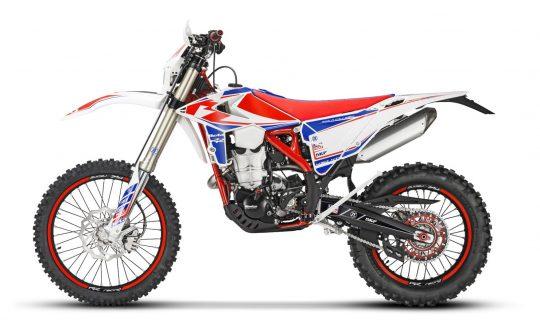 RR Racing 4t My 19 - left - white