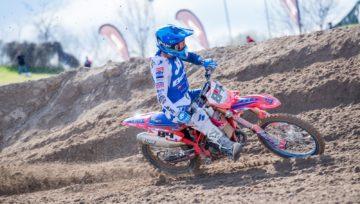 Πρώτο βάθρο για την Beta σε διεθνή αγώνα Motocross