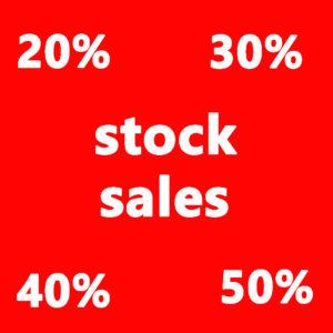Stock Sales
