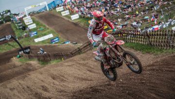 MXGP Τσεχία – Εντυπωσιακή έβδομη θέση για τον Van Horebeek